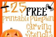 HOLIDAY Halloween / Halloween Decorations and Halloween treats lets not forget the fun costumes you can make