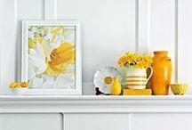 Mantle / Mantle ideas and decor inspiration! / by Linda (burlap+blue)