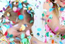 Confetti / All about confetti! / by Linda (burlap+blue)