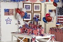 4th of July / FUN ideas for July