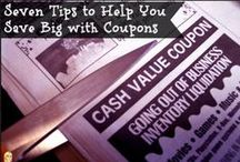 How to Save Money (Coupons, Budget Tips & More) / TONS of Tips to help you save money on everything from your grocery bill, to household items and shopping at stores like Gymboree! tips to help you save a ton of money on your groceries, clothing, and more / by Lauren H