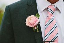 wedding planner: groom & groomsmen / by Winn Anderson