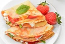RECIPES Breakfast / Need a breakfast meal idea? These breakfast recipes will help you make your breakfast yummy and fun! amazing breakfast recipes, oatmeal, eggs, pancake recipes and more / by Lauren H