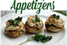 RECIPES Appetizer / Recipes that are perfect for parties, appetizers and snacks. amazing appetizer recipes that are great for parties, birthdays and more. / by Lauren H