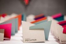 event planner: place & escort cards / by Winn Anderson
