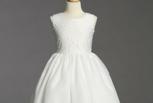 first communion dresses  / by Kim Swales