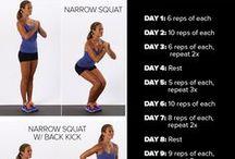 health & fitness / by Jenny Bryan