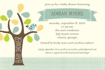 Baby Shower Ideas / by Suzanne Potter Thomas