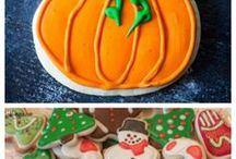 Cookie Recipes / Delicious cookies for all occasions | Easy Cookie Recipes | Chocolate Cookie Recipes | Holiday Cookies | No Bake Cookies