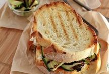 Sandwich Recipes / Yummy sandwich recipes - Skip the boring same sandwiched week after week and try one of these amazing sandwiches!