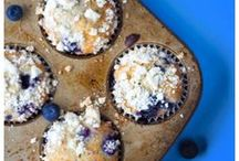 Muffin Recipes / Muffins are a great breakfast items but they are also great for snacking too! TONS of Muffin recipes in just about every flavor you can want :)