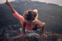 Yoga / Favorite thing, yoga / by Erin Shepard