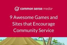 Kids Giving Back / Sites that help kids do good! Be sure to take a look at some of these with your kid. Service is an amazing way to show your kids how to be effective and helpful individuals. / by Common Sense Media