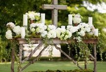 Rustic Weddings  / Weddings with a rustic twist.