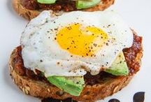 RECIPES Eggs / Delicious Recipes using eggs, breakfast lunch and dinner egg recipes  / by Lauren H