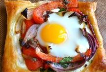 Egg Recipes / Delicious Recipes using eggs for breakfast, lunch, and dinner!