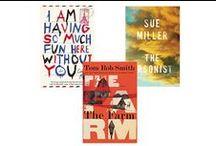 books n books / by Jenny Bryan