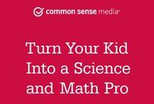 Best Media for Learning / Get age-appropriate ideas and inspiration for every interest. Help your kids at home with grade-level appropriate tools and resources to support what they are learning in school.  / by Common Sense Media