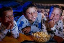 Family Movie Nights! / Need some fresh ideas for your next family movie night? Our editors help you choose the best movies for kids that the whole family will love. / by Common Sense Media