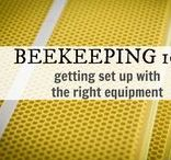 Homesteading: Beekeeping / Everything to do with bees on the homestead