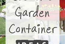 Garden: Containers