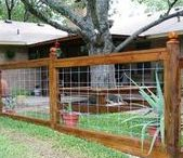 Homesteading: Fencing and Enclosures / for the animals