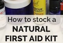 Natural: First Aid Kit