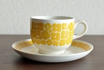 mugs, cups & glasses / by Analuiza Camargo