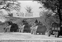 GRENSOORLOG / BORDER WAR 1966-1989