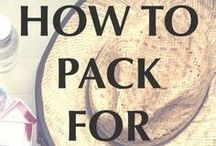 Travel: Packing
