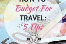 Travel: Budget / Costs, Budgeting, Funding trips