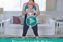 Mommy and Me Exercise