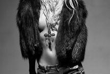 Rocker Chic. / by Andrea Ramirez