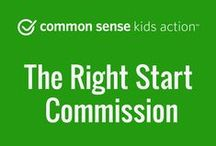 Common Sense Kids Action / Common Sense Kids Action wants to make kids and education our nation's top priority and help provide every child with the opportunity to succeed. grassroots advocacy to allow on-the-ground engagement of millions of parents and teachers to organize in all 50 states in an effort to prepare kids for the 21st Century. / by Common Sense Media