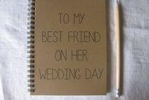 So My Best Friend Is Getting Married... / by Lynn