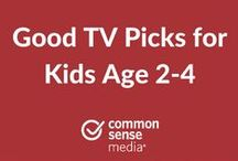 Early Childhood Advice for Parents / With a dizzying array of smartphones, tablets, ereaders, and on-demand services, today's toddlers and preschoolers are the most media- and tech-saturated generation ever. Our research-grounded guidance can help you find answers to critical early childhood issues such as how to find digital media that's best for learning, how much screen time is really OK, which devices are worth it, and more. / by Common Sense Media