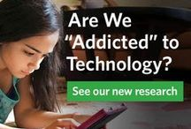 Tech Addiction Research / by Common Sense Media