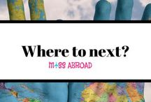 Where to next? My Bucket List / Collections of destinations, sights and accomodation around the world
