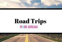 Road Trips / Ideas for Road Trip itineraries