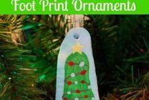 Christmas Crafts / Christmas crafts, DIYs, homemade gifts, and more!