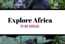 Explore Africa!