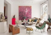 DECORATE / rooms that inspire me to redecorate