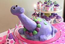 Dinosaur Birthday Party / Ideas for Noela's 2nd Birthday Party.