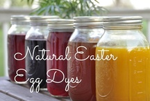 eco easter / Eco-friendly & healthier Easter ideas