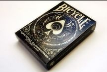 Playing cards and Magic DVDs / I work in the magic industry designing deck of cards and DVD covers.