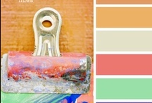 Color / inspirations and color combos I love