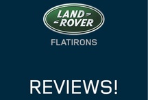 Land Rover Flatirons: Raves & Reviews! / We love feedback!  Read our online reviews from third-party sites such as Google +, Cars.com and DealerRater.  Feel like sharing? Post your own! / by Land Rover Flatirons