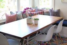 dining rooms + serveware