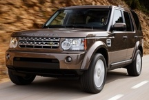 Land Rover LR4 / by Land Rover Flatirons