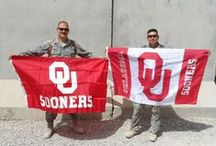 Sooners Serving / Serving the nation and representing from around the world.  / by Oklahoma Sooners